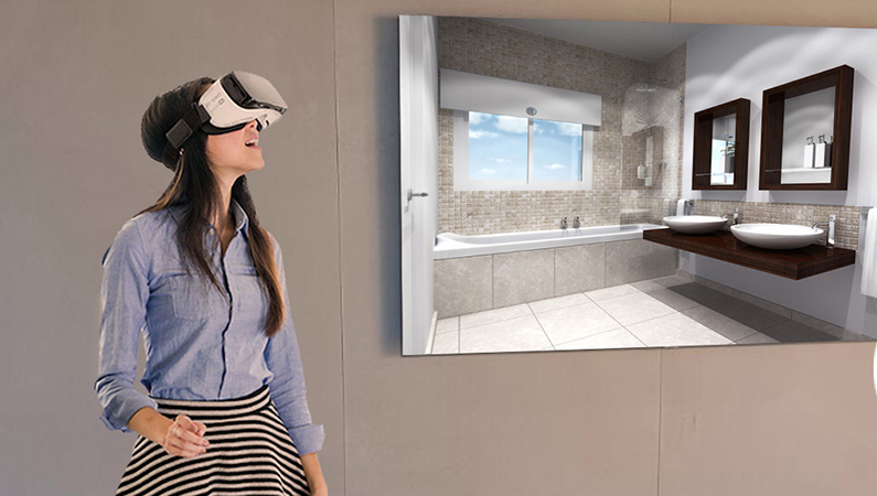 Virtual Reality Interieur? Riant Purmerend!