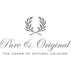 pure and original logo